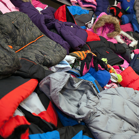 Donations Keep St. Louis Kids Warm this Winter