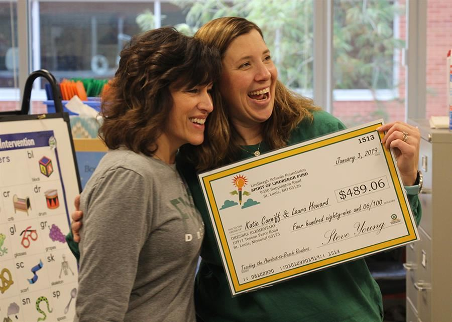 Foundation Grants Help Fund Innovative Teachers