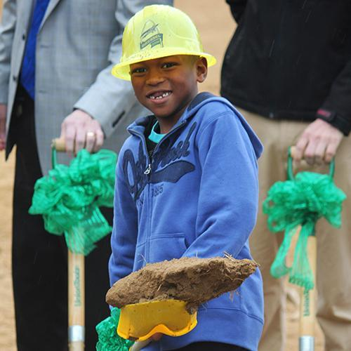District Celebrates Groundbreaking, Ribbon Cutting