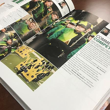 LHS Spirit Yearbook Earns All-American Rating