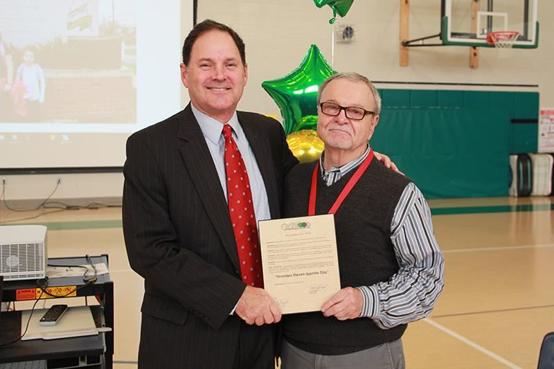 Concord Volunteer Earns Crestwood Honor