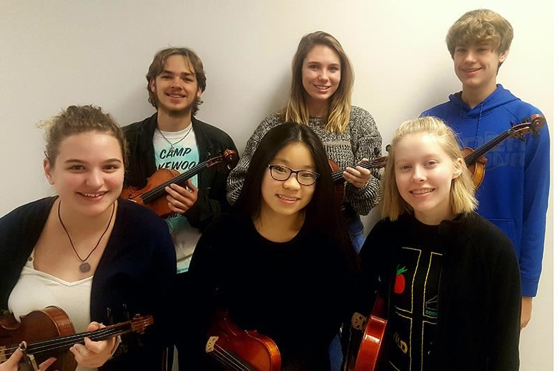 Lindbergh Musicians Earn All-Suburban Honors