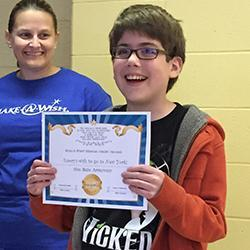 Truman Student's Make-A-Wish Revealed