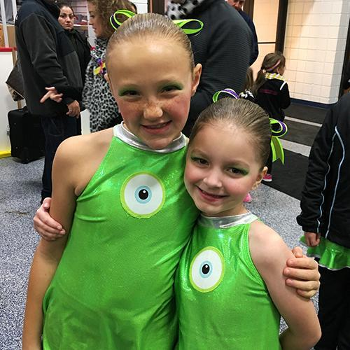 Flyers Excel at Synchronized Skating Competition