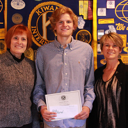 Community Groups Honor Exceptional Students