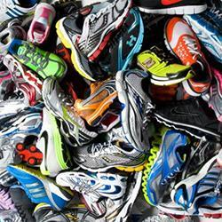 Alum Collects Shoes for People in Guatemala