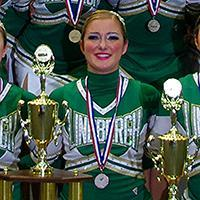 LHS Flyerettes Place Among Top Teams in Nation