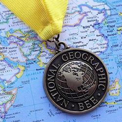 Students Advance to State Geography Bee
