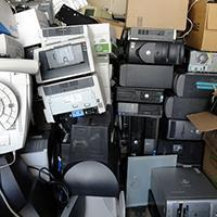 Electronics Recycling Drive Set for May 2