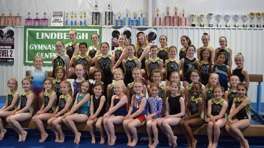 Flyers Shine at AAU Gymnastics Championship