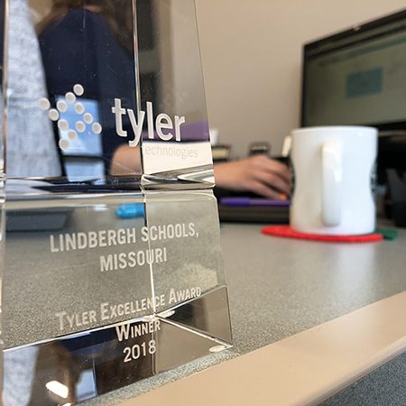 Tyler Technologies Award