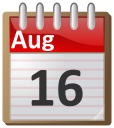 First Day of School is Thursday, Aug. 16