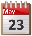 Last Day of School is Wednesday, May 23