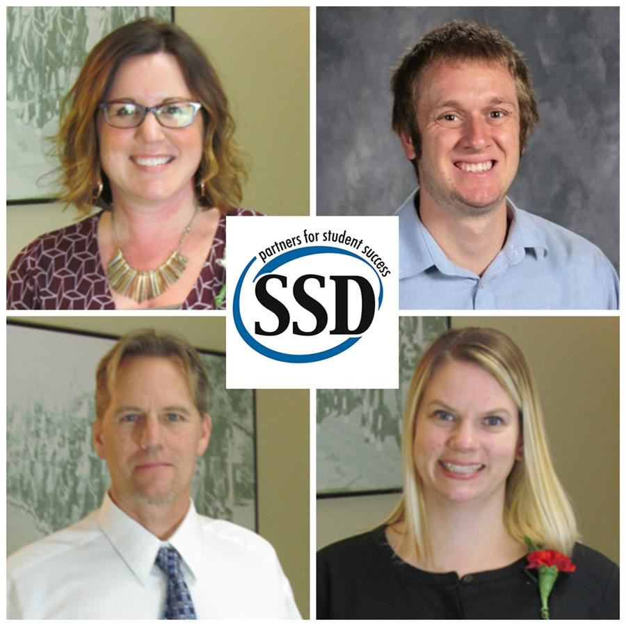 Special School District Honors Four Flyers